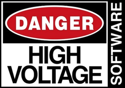 High_voltage_software_-_logo