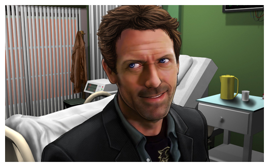 House M.D. Boxart