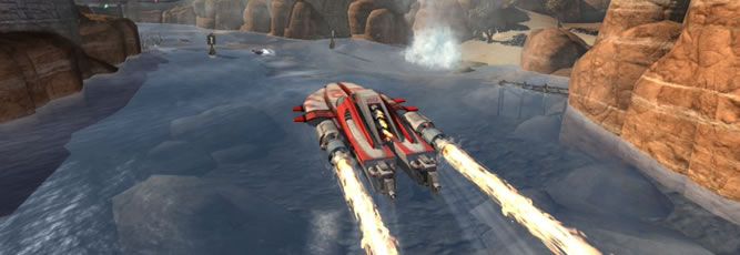 Hydro Thunder Hurricane Screenshot - 787941