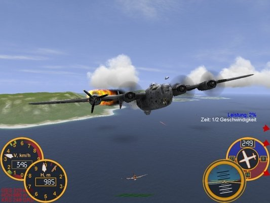 IL-2 Sturmovik: 1946 - Feature