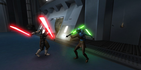 Star Wars Jedi Academy: Movie Battles