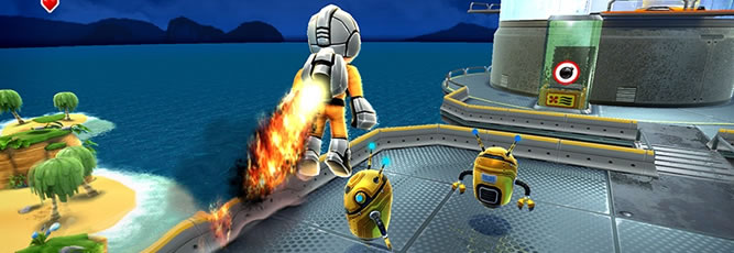 Jett Rocket Screenshot - 787996