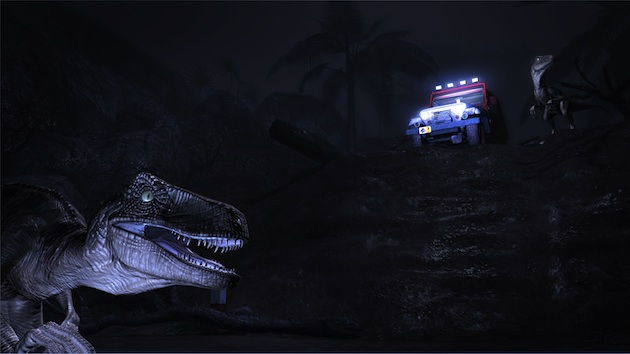 Jurassic Park Screenshot - 841029
