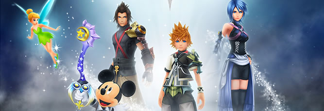 Kingdom Hearts: Birth by Sleep Screenshot - 802837