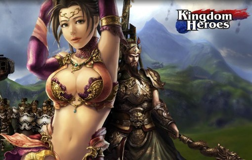 Kingdom Heroes Online Client Downloader Image