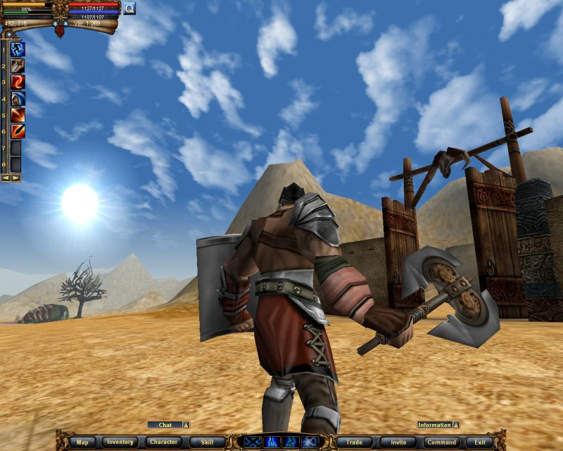 Knight Online World thrusts players into a relentless world with the most ...