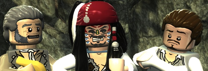 LEGO Pirates of the Caribbean Screenshot - 866191