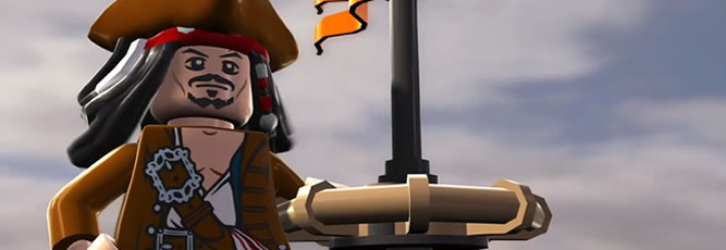 LEGO Pirates of the Caribbean Screenshot - 866160
