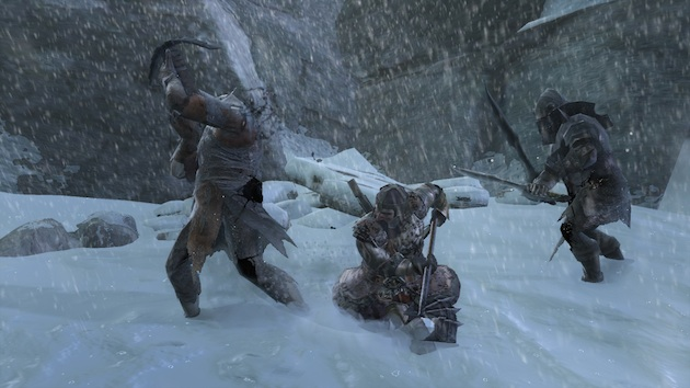 Lord of the Rings: War in the North Screenshot - 841946