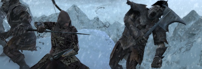 The Lord of the Rings: War in the North Screenshot - 866276