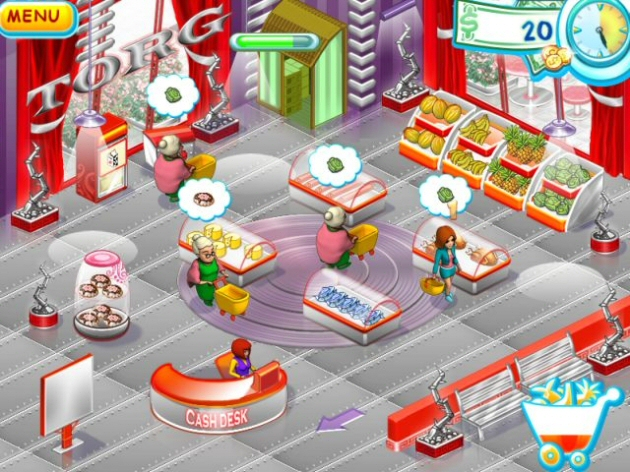 SuperMarket Mania 2 Image