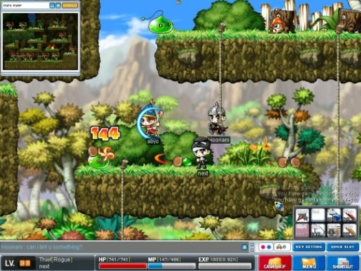 MapleStory Image