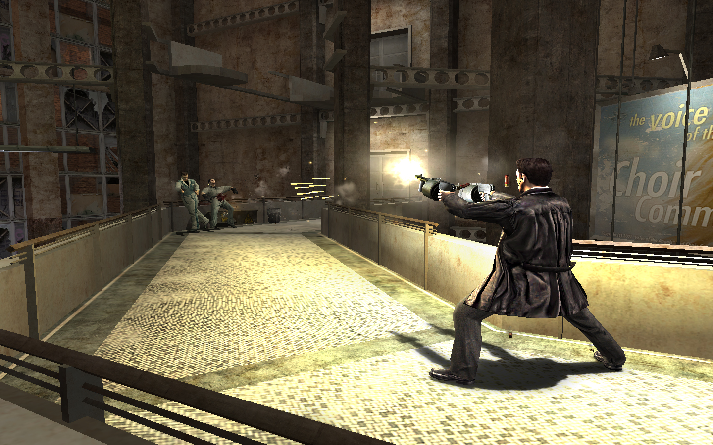 Victoriously Enhanced Max Payne 2