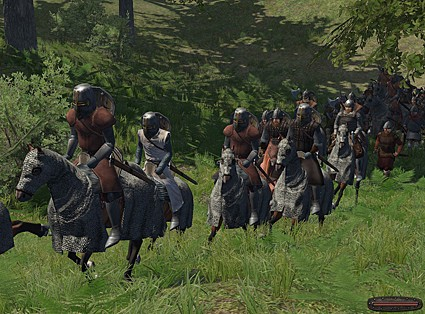 Mount &amp; Blade: Warband 1.112 Client