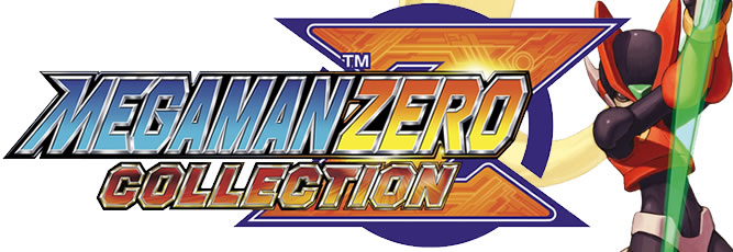 Mega Man ZERO Collection - NDS Image