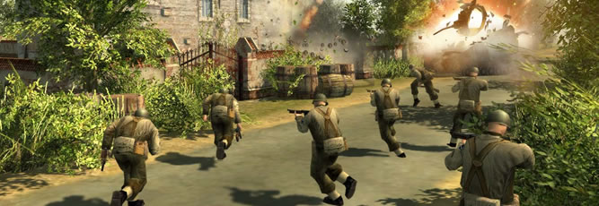 Men of War: Assault Squad - Feature