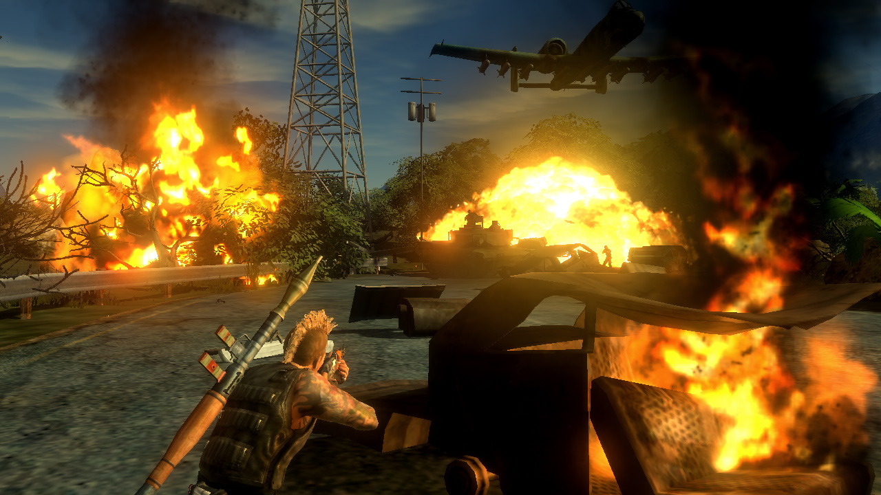 Mercenaries 2 Patch Image