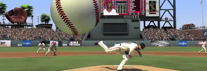 MLB 11: The Show Boxart
