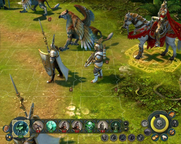 Might & Magic Heroes VI - Feature