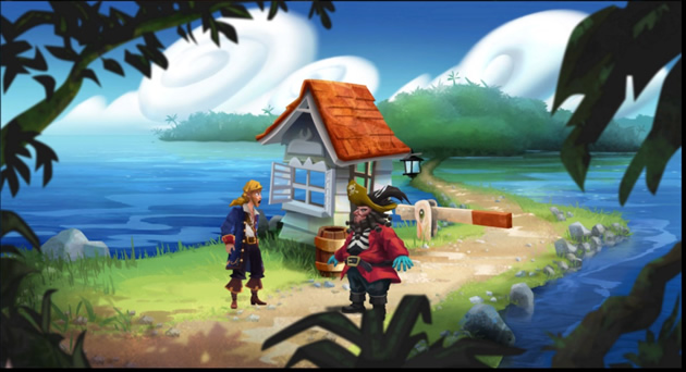 Monkey Island 2 Special Edition: LeChuck&#x27;s Revenge Image