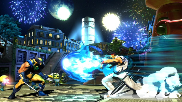 Marvel vs Capcom 3: Fate of Two Worlds - Feature