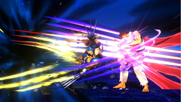 Marvel vs Capcom 3: Fate of Two Worlds Screenshot - 868372