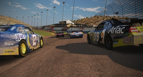 Nascar 2011: The Game 360/PS3 Screenshot - 842779