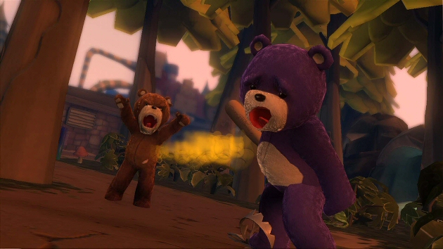 Naughty Bear Screenshot - 867443