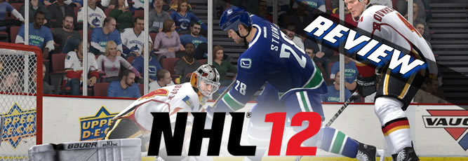 NHL 12 - Feature