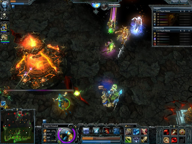 Heroes of Newerth Client