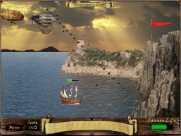 Pirate Cliff Full Game Image