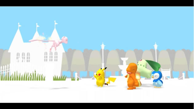 PokePark Wii: Pikachu's Adventure - Feature