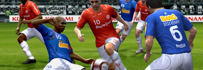 Pro Evolution Soccer 2011 Screenshot - 808876