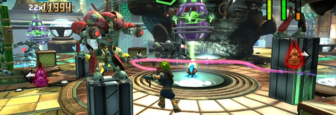 PlayStation Move Heroes Screenshot - 840742