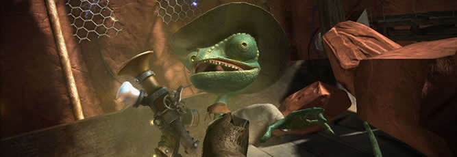 Rango - Feature