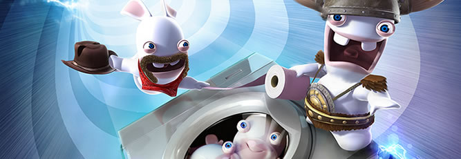Raving Rabbids: Travel in Time Screenshot - 811242