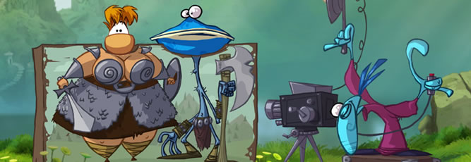 Rayman Origins Screenshot - 845005