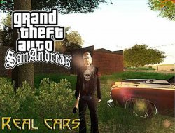 GTA San Andreas - Real Cars 2