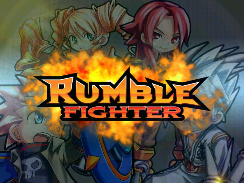 Rumble Fighter Online Client