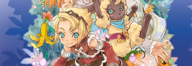 Rune Factory 3: A Fantasy Harvest Moon - NDS Screenshot - 777831