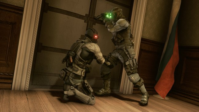 Tom Clancy&#x27;s Splinter Cell ConViction Image