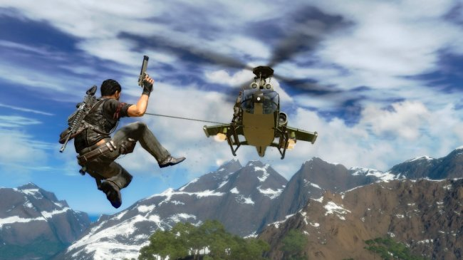 JUST CAUSE 2 - Feature