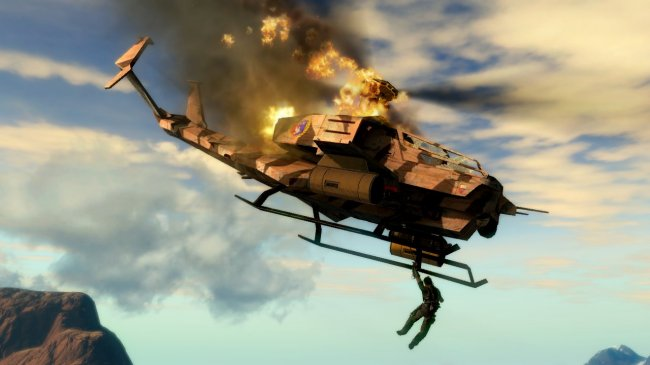 JUST CAUSE 2 Screenshot - 88456
