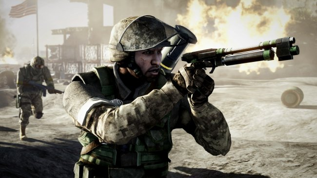 Battlefield: Bad Company 2 - Feature
