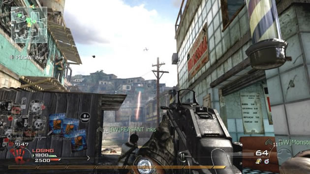 Call of Duty 4: Modern Warfare Screenshot - 868120