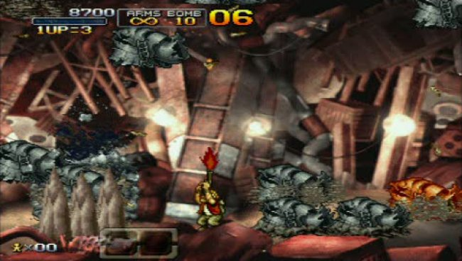 Metal Slug Anthology - Feature