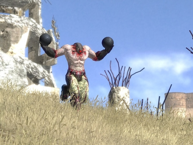 Serious Sam 3: BFE Screenshot - 868845