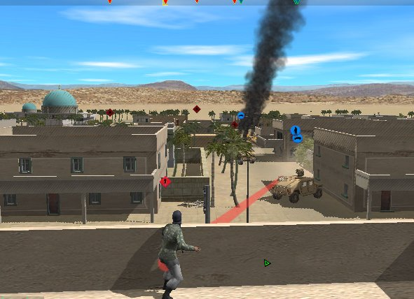 Combat Mission: Shock Force Demo Image