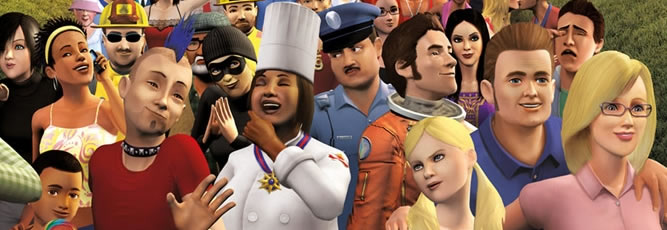 The Sims 3 - NDS Image