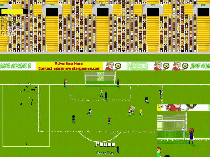Sensational World Soccer Demo